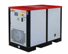Electric Powered Screw Air Compressors (EPSAC)